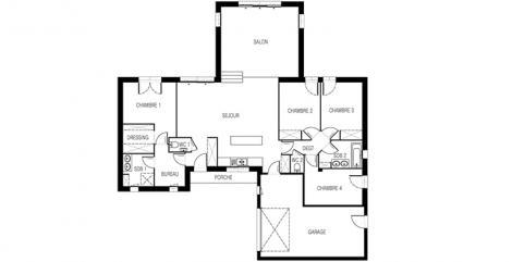 plan de maison vendéenne gratuit