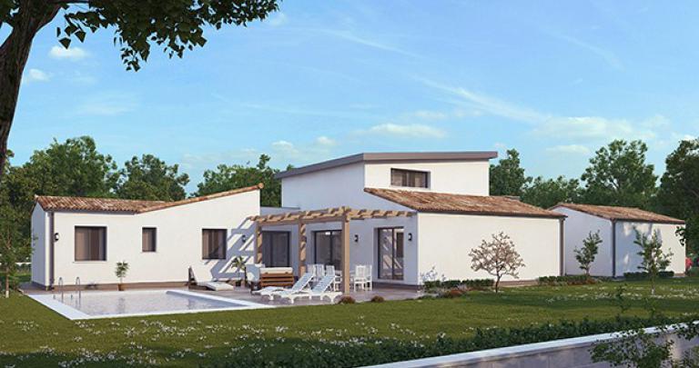 sloop 207 m 6 chambres maisons d 39 en france atlantique constructeur de maisons en vend e. Black Bedroom Furniture Sets. Home Design Ideas