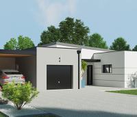 Paraos - 98 m² - 3 chambres