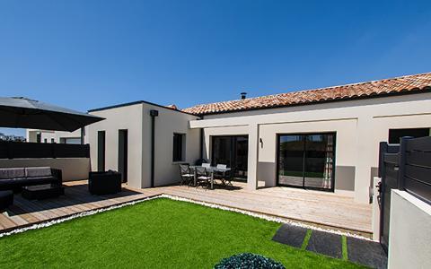 Belle maison de 130m² - 3 chambres et 2 salles de bains