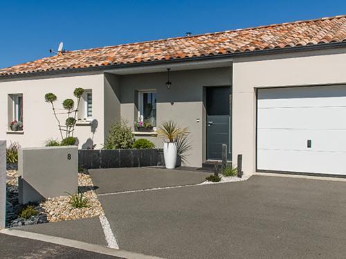 Maison 84 m² - 2 chambres