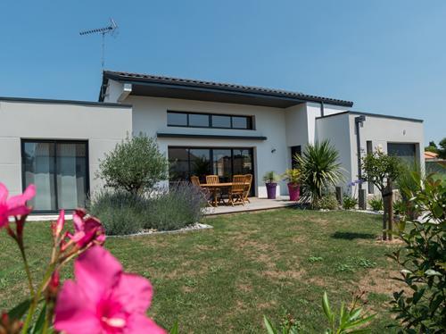 Maison contemporaine de 100m² - 3 chambres