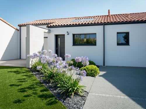 Maison moderne de 92m² - 2 chambres