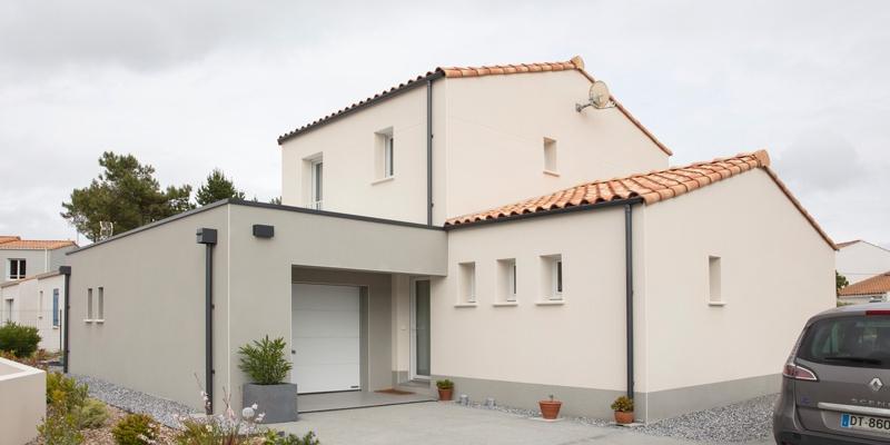 Agence construction de maisons bioclimatiques à Challans