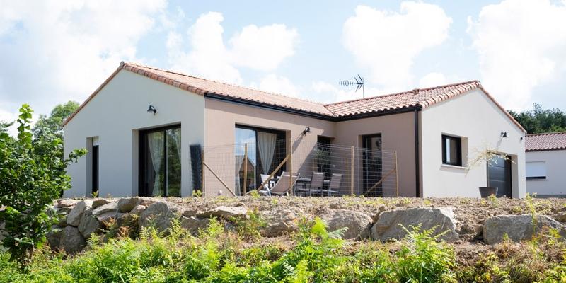 Construction maison plain-pied à Saint-Mars-la-Réorthe