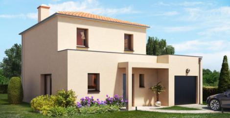 Construire maison à étage Autan | Constructeur 17,85,79