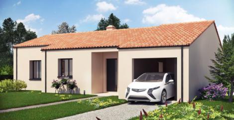 Construction maison plain-pied | Constructeur 85, 17, 79 Maisons d'en France Atlantique