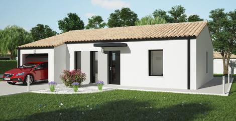 Constructeur maison neuve Loire Atlantique | Maison plain-pied Atlantique