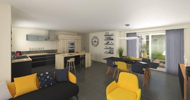 Inspiration décoration maison contemporaine