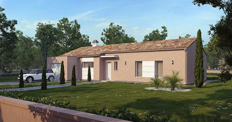 maison plain-pied Bagala Maisons d'en france atlantique