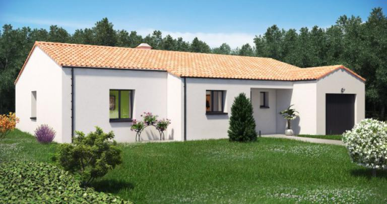 Levant - 105 m² - 4 chambres