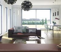 Maison contemporaine Caravelle intérieur sur-mesure | Maisons d'en France Atlantique