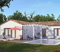 maison Doni arrière | Maisons d'en France Atlantique