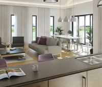 Maison Jonque contemporaine moderne | Maisons d'en France Atlantique
