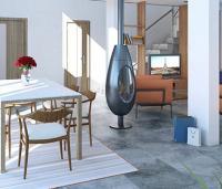 Maison à étage moderne Yole intérieur | Maisons d'en France Atlantique