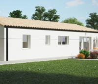 Maison moderne Sitiha toit tuile | Constructeur 17,79,85