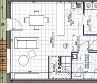 plan rez de chaussé maison neuve construction