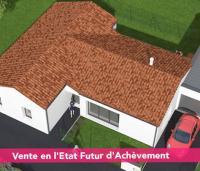 maison bretignolle a vendre clé en main vue du ciel