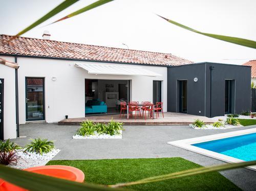 Maison 110 m² - 3 chambres