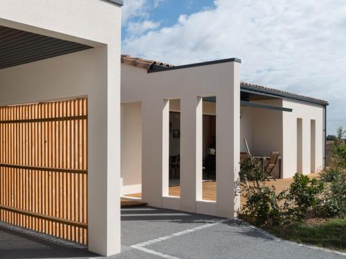 Une maison design contemporaine de 123 m² à Jard-sur-Mer