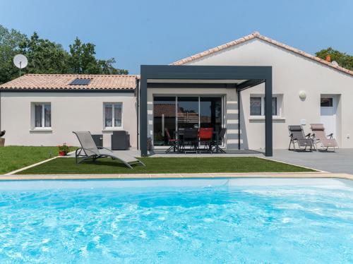 Maison en L de 96 m² à Saint Hilaire de Riez