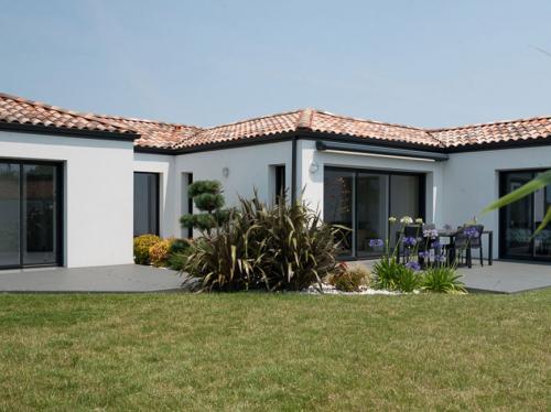 Maison moderne de 122 m² à l'Île d'Olonne