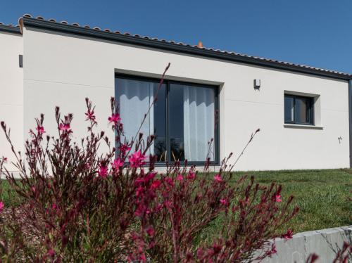 Maison contemporaine 3 chambres en Vendée